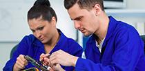 electronics apprenticeships