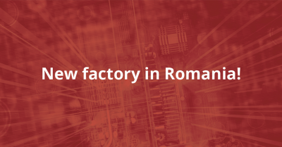New manufacturing factory