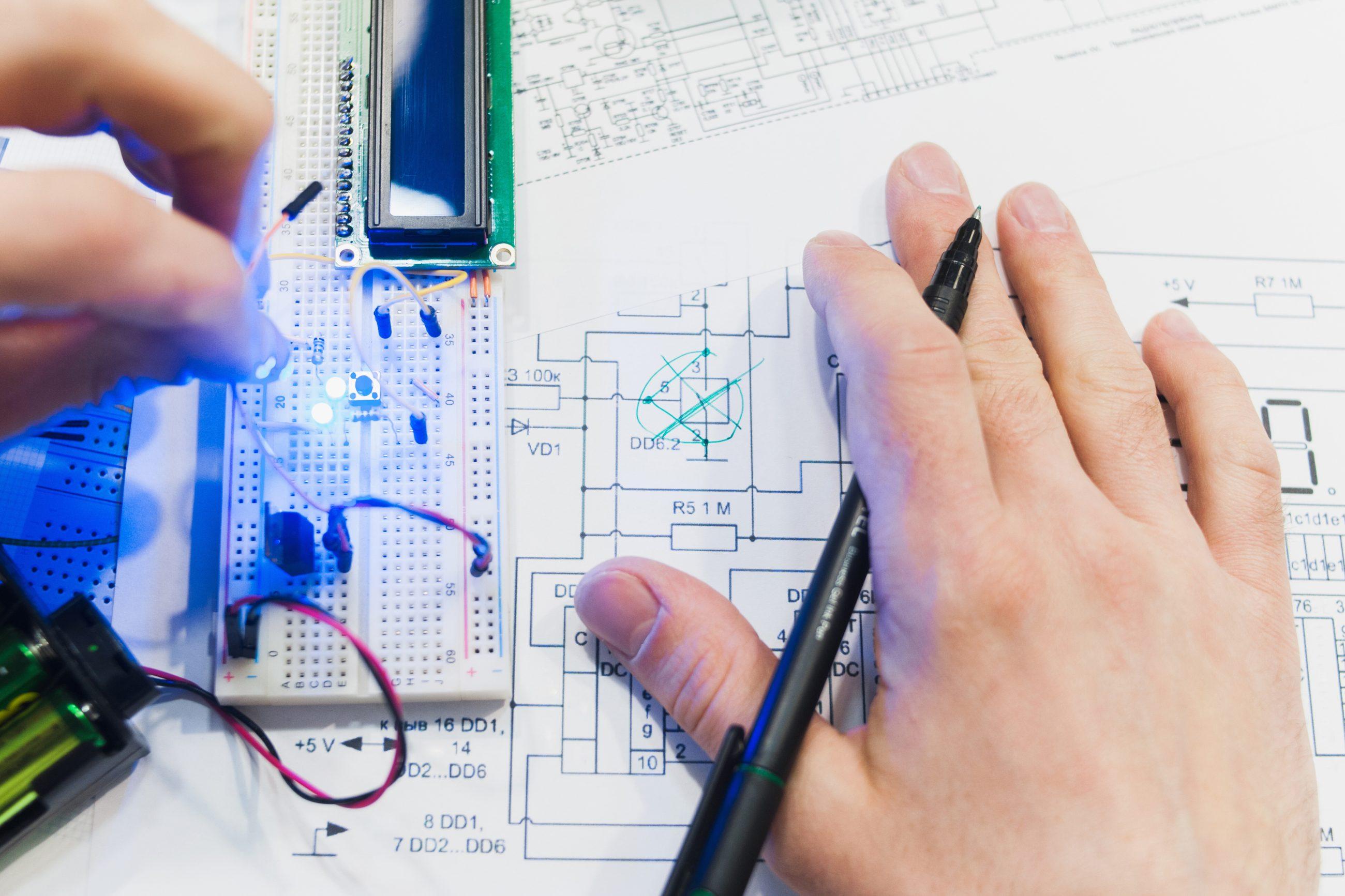 mechanics and electronics manufacturing
